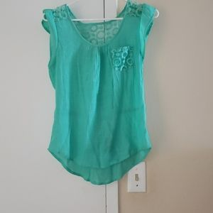 Cute wrinkled style top